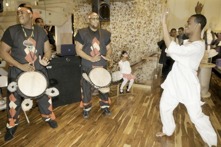 Musical performances at the 2009 Max Azria Benefit in New York #MaxAzria #HELPchildren #Malawi #Performance #AfricanMusic #Dance #Benfit #BCBGMaxAzria #NewYork #Drums