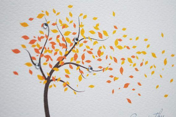 Sympathy Card With Deepest Sympathy Orange by MumandMeDesigns
