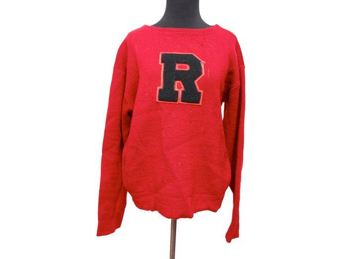 Vintage MGM Studios Wardrobe Letterman Sweater, www.EBTH.com