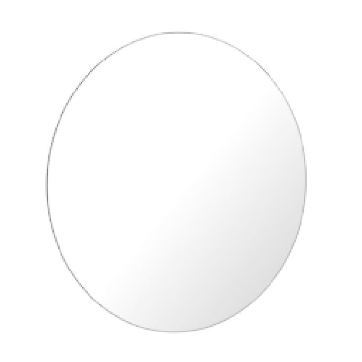 Spegel Vedum Flow Rund Diameter 600 - Badrum  - Lindströms