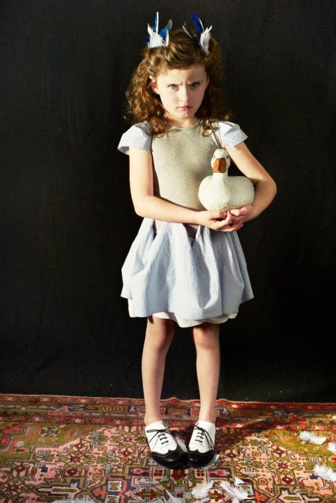 Jessie and James summer school style with a quirky twist for kids fashion 2014
