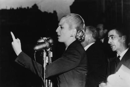 13 Things You Might Not Know about Eva Perón | Mental Floss