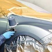 Wollen Sie ihr Auto lackieren oder suchen Sie einen guten Automechaniker? Unser Autospritzwerk bietet Lackierarbeiten fürs Auto mit Sikkens Lacke in den verschiedensten Autolack Farben, aber auch Sprenglerarbeiten und eine performante Karosserie Werkstatt. Die beste Adresse zum thema auto Thurgau!