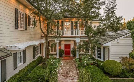 Mariah Carey & Nick Cannon list their Bel Air home for nearly $13 million! Take a look inside!