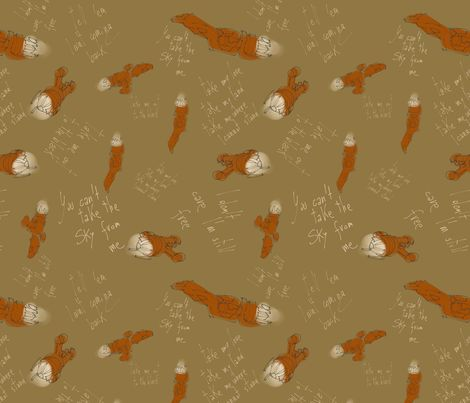 serenity_tile fabric by aliceelettrica on Spoonflower - custom fabric