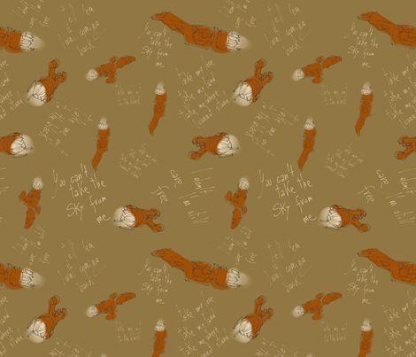 serenity_tile fabric by aliceelettrica on Spoonflower - custom fabric