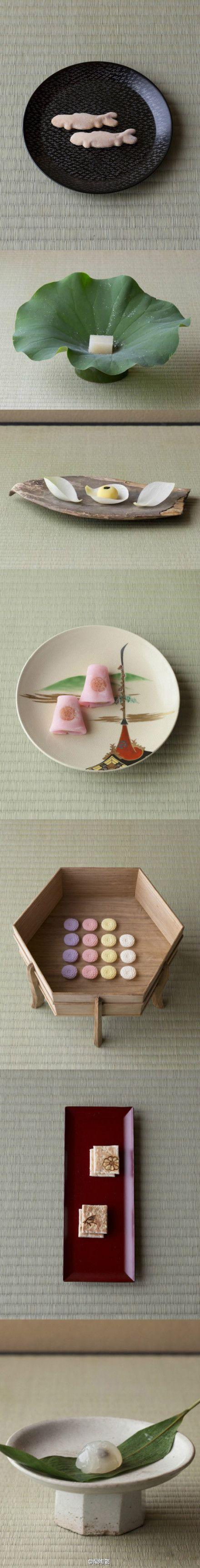 【木村宗慎(Kimura Soshin)一日一葉】继花人川濑敏郎(Kawase Toshiro)后,茶道家木村宗慎选适宜的叶子,择相应的器皿,同为生命结缘相遇,感知最美的一瞬。