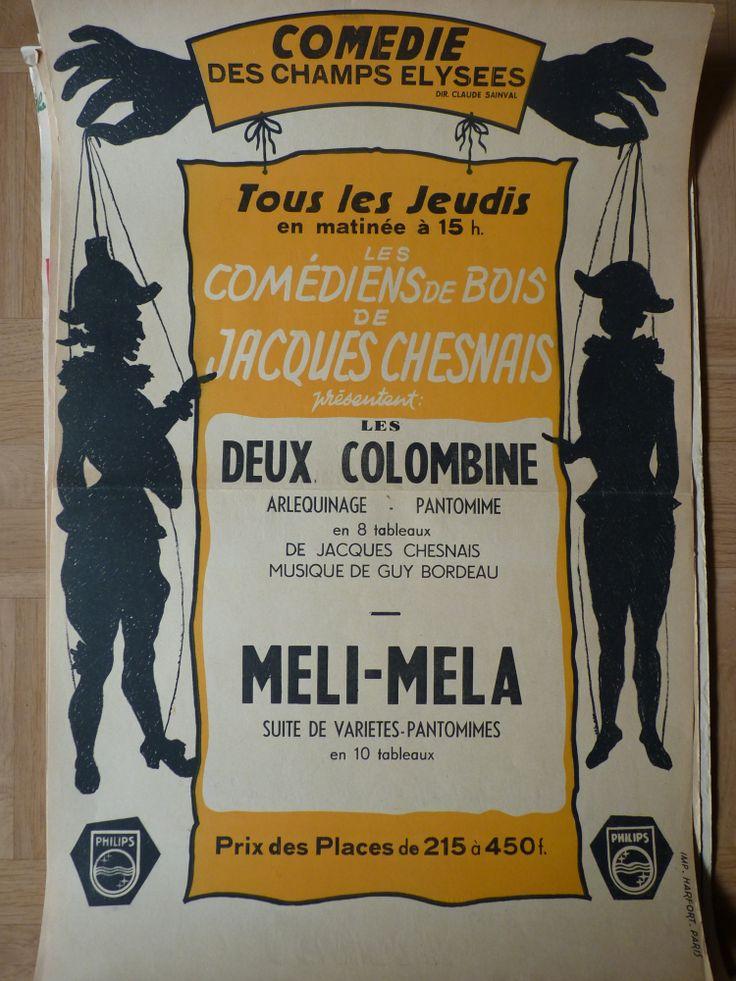 Com die des champs elys es m li m la th tre - Comedie des champs elysees ...