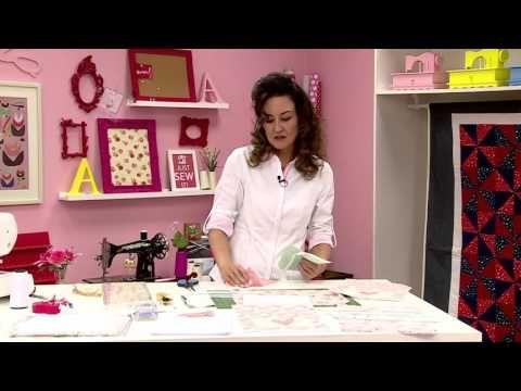 Ateliê na TV- Rede Século 21- 05.11.14- Patricia Washington - YouTube