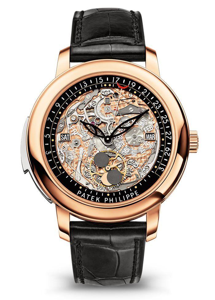 Patek Philippe Grand Complications Ref. 5304R-001 Rose Gold