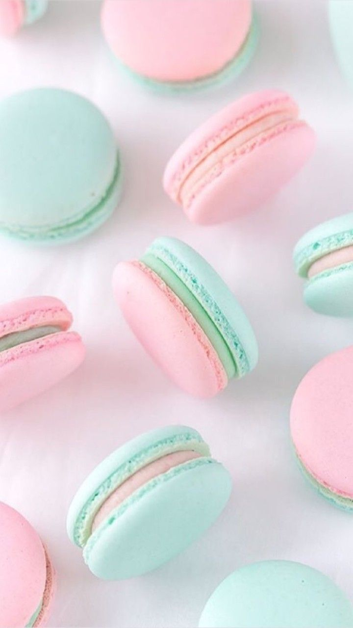 These Are So Cute Macaroon Wallpaper Pink Wallpaper Iphone