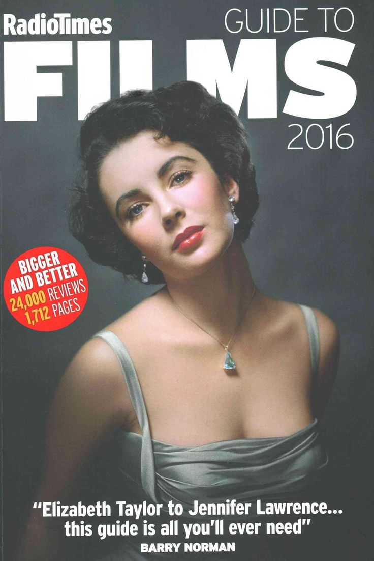 The latest edition of the annual film guide, with in-depth reviews of more than 24,000 movies, 1000 more than last year. There are also previews of upcoming new films running all the way through 2017. The awards section covers Oscar and BAFTA nominees and winners in key categories, as well as major winners for the Golden Globe awards, Cannes and Berlin film festivals. Actor and director indexes feature chronological film lists for each person and birth/death years.
