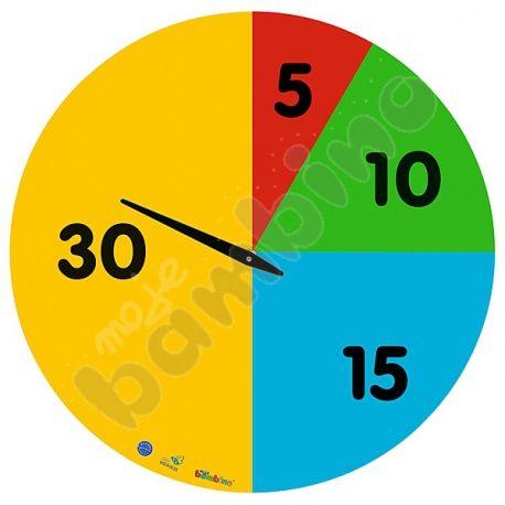 Zegar organizujący czas
