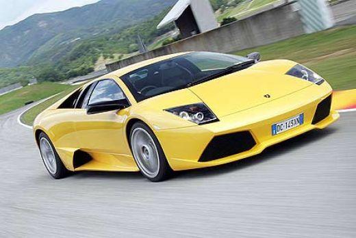 Lamborghini Murcielago LP 640 - 213mph