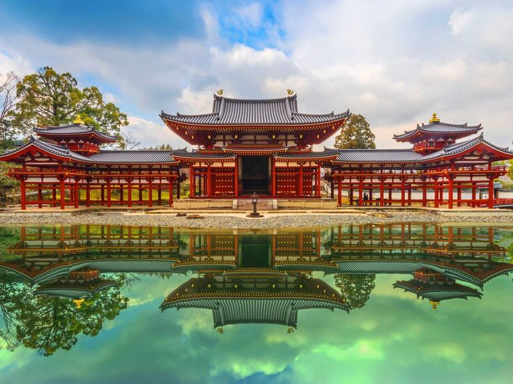 Kyoto is home to incredible temples, such as the Byodo-in Buddhist temple, a…