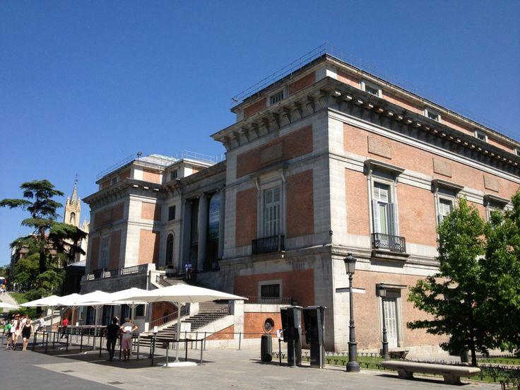Museo Nacional del Prado in Los Madriles, Madrid