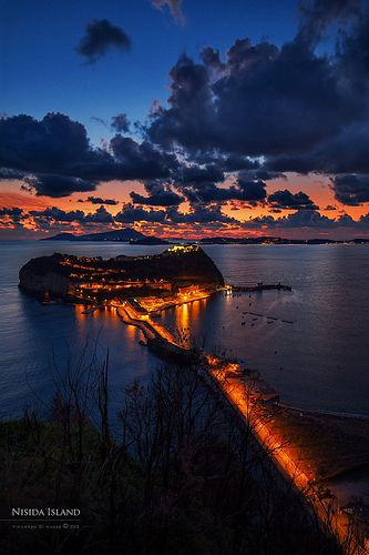 Nisida Island, Gulf of Naples ♠   Flickr - Photo Sharing!