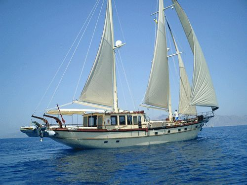 Luxury Traditional Gullet - http://boatsforsalex.com/luxury-traditional-gullet/ -      US$624,690  Year: 2006Length: 69'Engine/Fuel Type: SingleLocated In: Athens, GreeceHull Material: WoodYW#: 46426-1980528Current Price: EUR450,000 (US$624,690) Luxury traditional gullet, a unique proposition on the market. Ready to view and to be cherished by a ...
