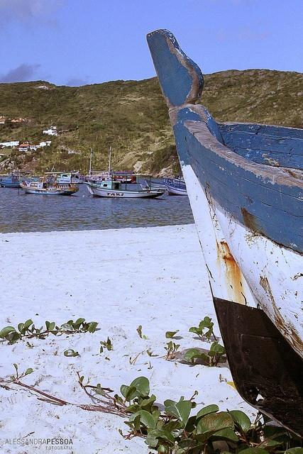 Praia dos Anjos, Arraial do Cabo/RJ