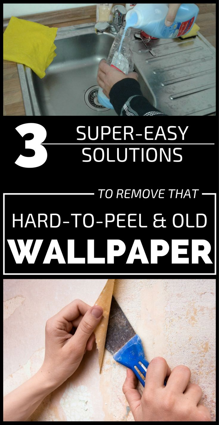 Old wallpaper is a real challenge for those renewing their apartments. Most of the times the wall remains deformed and stained from the adhesive which is very hard to clean. But not anymore with these 3 wise tricks that will help you to get rid of the old wallpaper. The simplest method: the fabric softener …