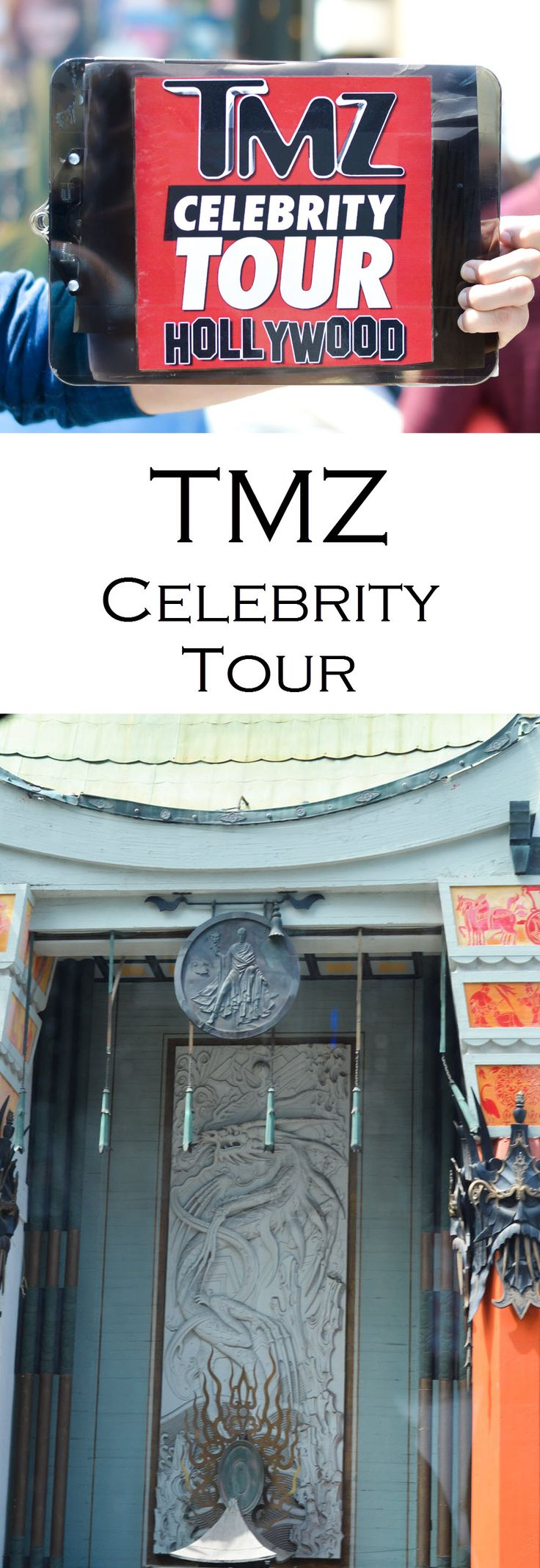 Check out the TMZ Celebrity Tour next time you're in Hollywood! This Los Angeles Celebrity Tour is great fun. See the highlights and lowlifes of Hollywood!