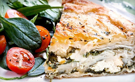 Acropol Greek Restaurant – Acropol Greek Restaurant  Greek Food for Two or Four (Up to 52% Off)