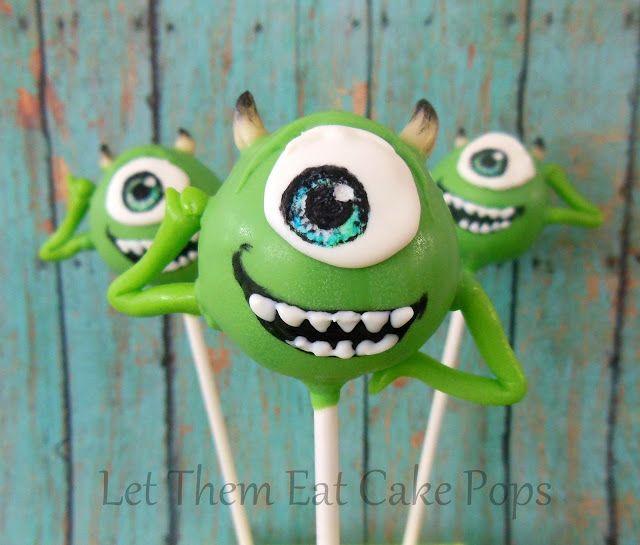 Monster Inc Cake Toppers Uk