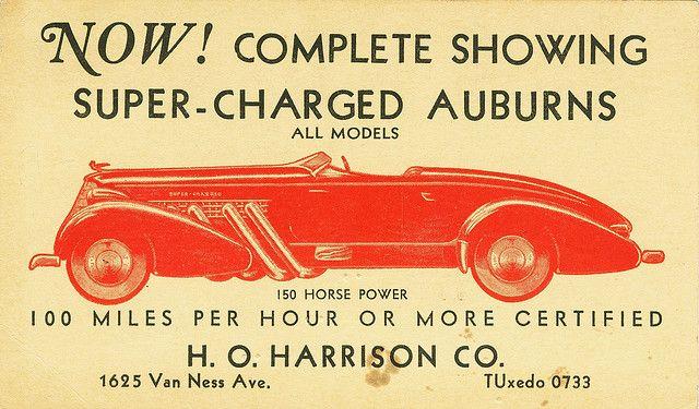 1935 Auburn Speedster - Auburn Automobile - Wikipedia, the free encyclopedia