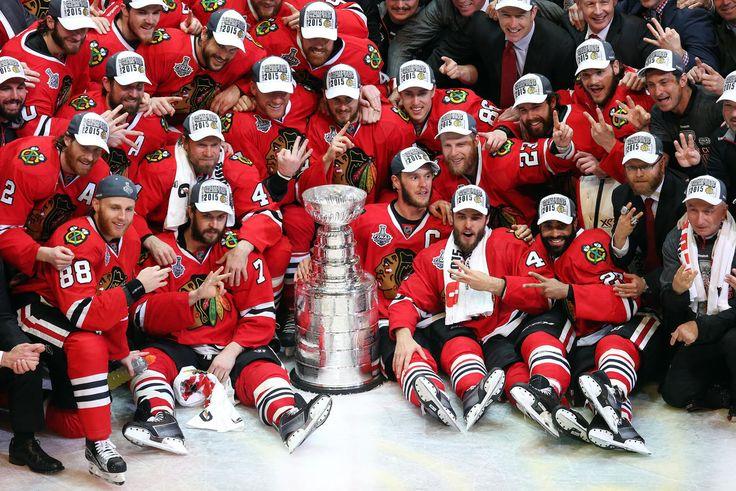 Stanley Cup Final: Blackhawks vs. Lightning