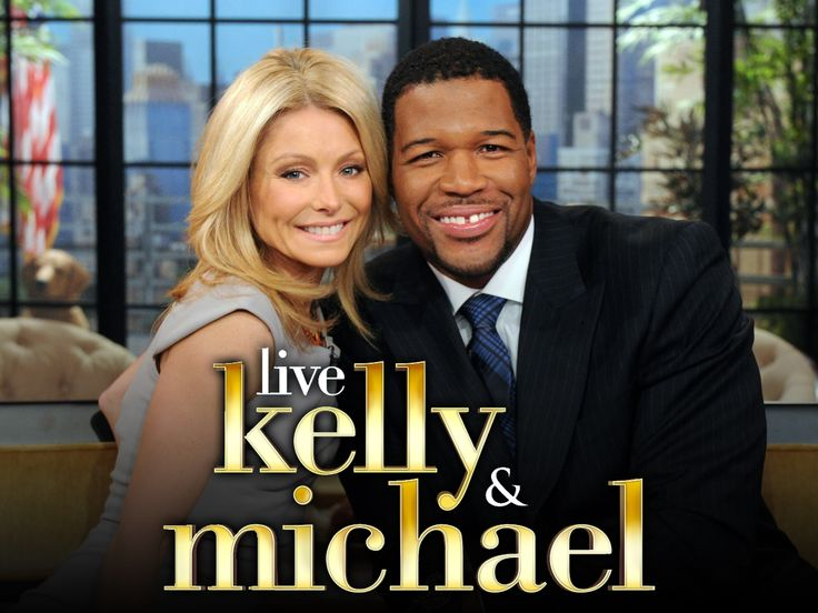 Live With Kelly And Michael | live-with-Kelly-and-Michael HAPPY ANIVERSARY AND CONGRATS ON BEST DAYTIME TALK SHOW OF THE YEAR, Y'ALL DESERVE IT.........