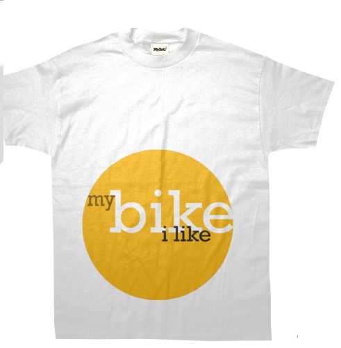 My Bike I Like   Best to say it as it is… simply and brightly. My Bike I like.. so share this with the world at large and don't be surprised if you get fellow riders nodding in agreement as they sail past…