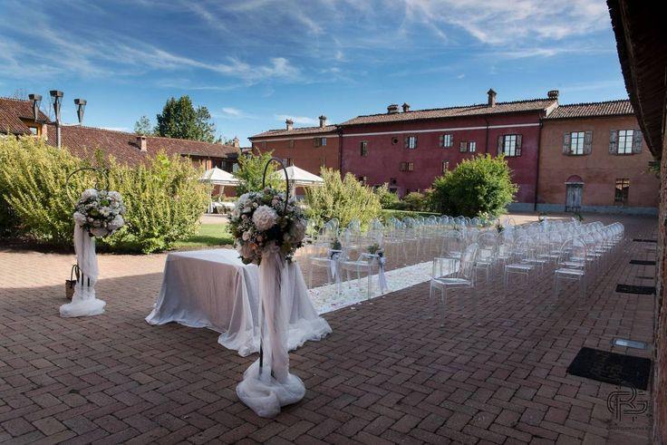 Gli allestimenti sono personalizzati... Matrimonio - Relais Convento - Cremona