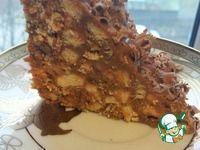 """Торт """"Муравейник"""" из печенья без выпечки"""