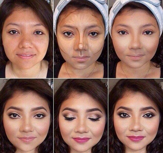 como usar los correctores en el maquillaje