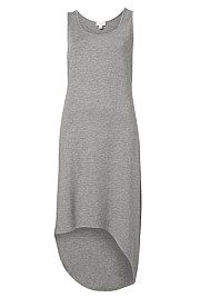 Asymmetric Jersey Dress- perfect for summer #witcherywishlist