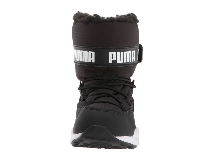 Puma Kids Trinomic Boot (Toddler) Kids Shoes Puma Black/Puma Black