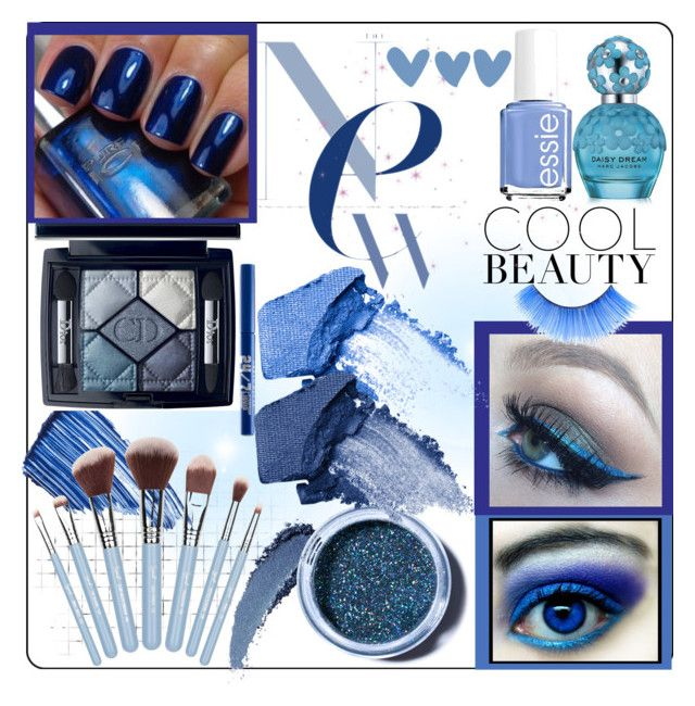 Cool Beauty by lemon-limelight on Polyvore featuring