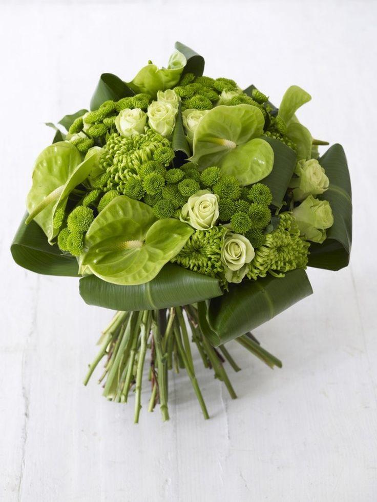 Антуриум зеленый букет невесты фото, магазин цветы номера