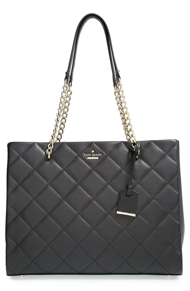 kate spade new york 'emerson place - large phoebe' quilted leather shoulder bag available at #Nordstrom