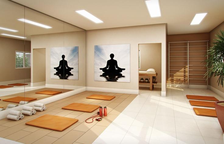 Decoração Yoga ~ Espaço Zen  Idéias De Decoraç u00e3o Pinterest Zen