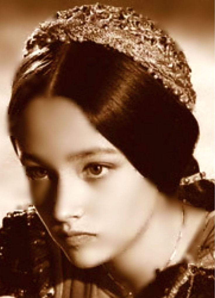 With you olivia hussey romeo and juliet was and