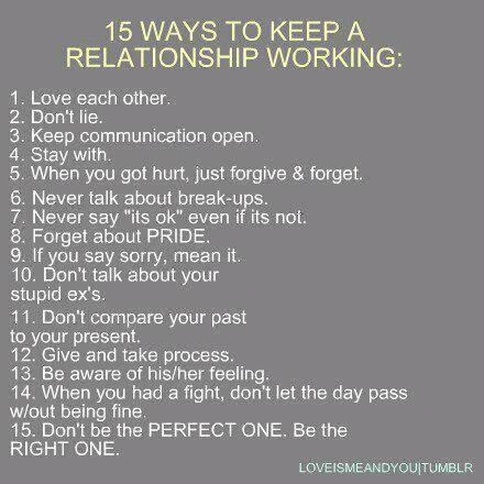 15 relationship tips
