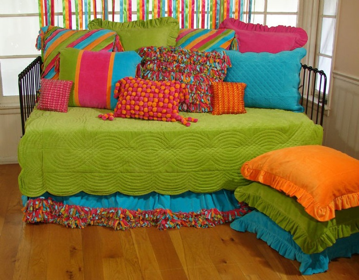 Shag Day Bed