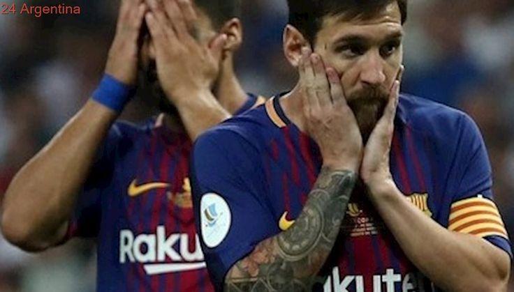 Advierten que si avanza la independencia de Cataluña, Barcelona debería retirarse de la Liga