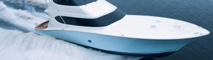 New or Used Hatteras Motor Boats for Sale