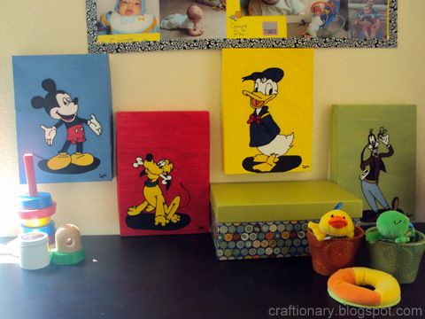 21 best Mickey Mouse Bedroom images on Pinterest | Child room ...