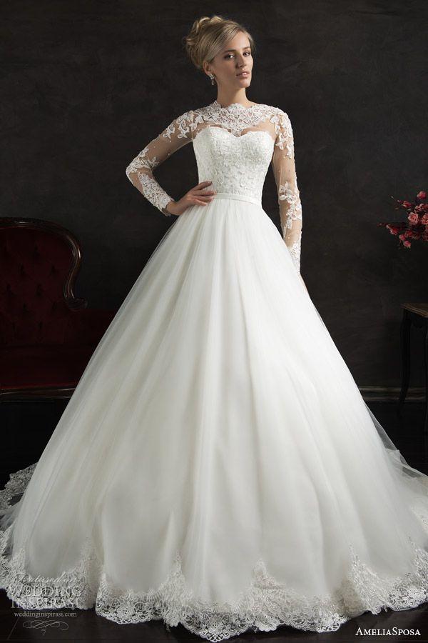 Wedding dresses vestidos de novia 2015 vestidos de novia y vestido