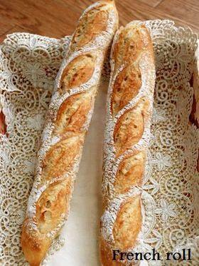 ☆お家にあるもので フランスパン☆
