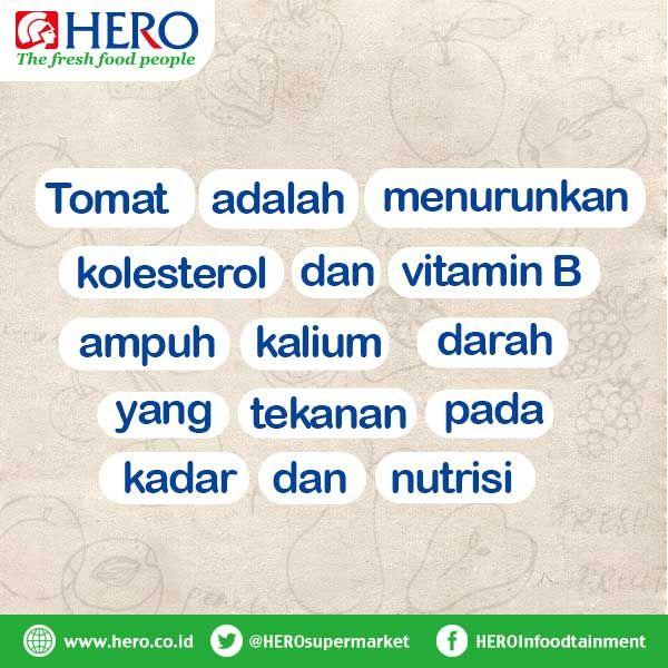 #HeroGames  Fresh People, ayo coba rangkaikan kata di bawah ini menjadi sebuah kalimat yang berhubungan dengan Tomat ? :)