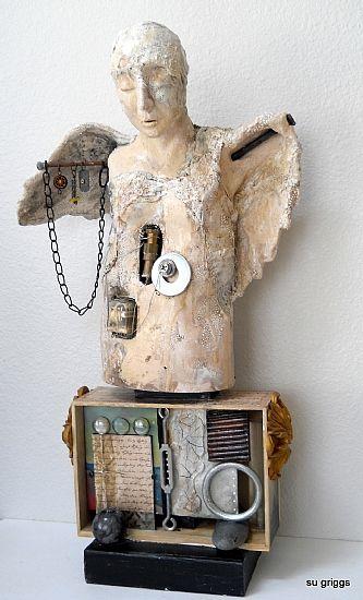 Sculpture + Joseph Cornell   sugriggsallen.fineartstudioonline.com